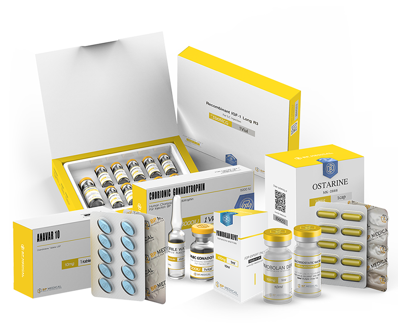 BP Medical Products